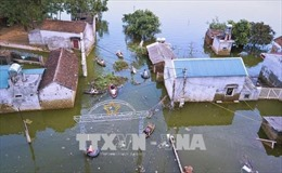 Khả năng tái diễn tình trạng ngập lụt tại Chương Mỹ, Hà Nội