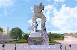 Quảng Trị: Khánh thành công trình Tượng đài Chiến sỹ CAND bảo vệ giới tuyến
