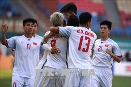 ASIAD 2018: Hà Đức Chinh tin tưởng tuyển Việt Nam vào chung kết