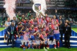 FIFA trừng phạt Atletico Madrid vì vi phạm trong chuyển nhượng
