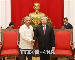Việt Nam vàPhilippines là hai nước yêu chuộng hòa bình và công lý