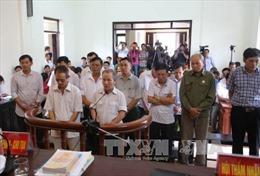 Phiên tòa phúc thẩm vụ án vi phạm quản lý đất đai ở Đồng Tâm được mở sau 1 năm
