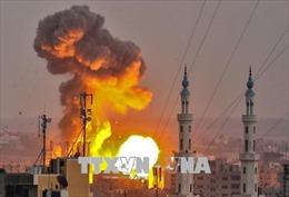 Hamas tuyên bố ngừng bắn rocket sang lãnh thổ Israel