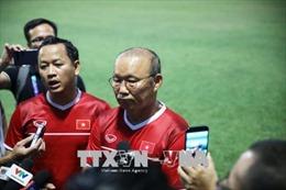 HLV Park Hang-seo khẳng định không có gì phải lo lắng trước Olympic Syria
