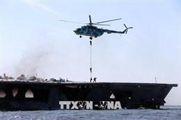 Iran sắp tập trận quy mô lớn tại Ấn Độ Dương