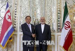Triều Tiên sát cánh bên Iran trước chiến dịch gây sức ép của Mỹ
