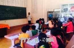 Đầu tư cơ sở vật chất cho các trường vùng đồng bào dân tộc Khmer