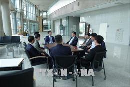 Hàn Quốc, Triều Tiên trì hoãn mở lại văn phòng liên lạc?