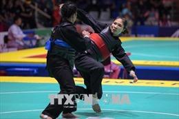 ASIAD 2018: Pencak Silat thắp sáng hy vọng 'vàng' cho Thể thao Việt Nam