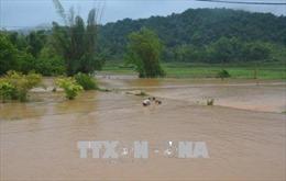Mưa to gây nhiều thiệt hại tại huyện Hà Quảng, Cao Bằng
