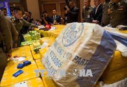 Tịch thu hơn 14 triệu viên ma túy đá trị giá hàng chục triệu USD