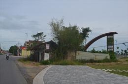 Nghệ An: Sẽ cưỡng chế thu hồi đất hộ gia đình bà Nguyễn Thị Huyền