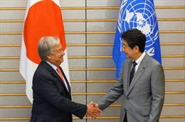 Nhật Bản và LHQ nhất trí duy trì trừng phạt Triều Tiên