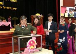 Chủ tịch, Phó Chủ tịch HĐND tỉnh Lai Châu cùng có nhiều phiếu tín nhiệm cao nhất