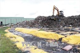 Chờ nhà máy xử lý rác đi vào hoạt động, người dân 'lĩnh đủ' ô nhiễm