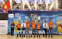 Việt Nam vô địch Cuộc thi ABU Robocon 2018