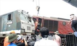 Xử lý trách nhiệm nhiều cá nhân để xảy ra tai nạn đường sắt liên tiếp