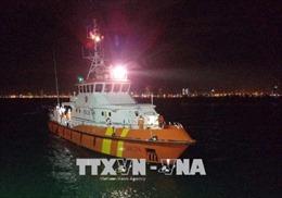 Khẩn trương tìm tàu cá và 5 lao động bị mất liên lạc trên biển