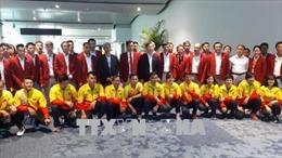 ASIAD 2018: Đoàn thể thao Việt Nam tranh tài ở nhiều nội dung