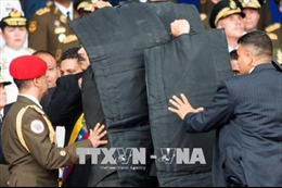 Venezuela: ANC lên án vụ ám sát hụt Tổng thống N.Maduro