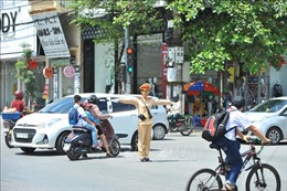 Ninh Bình phân luồng giao thông phục vụ lễ Quốc tang Chủ tịch nước Trần Đại Quang