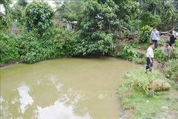 Hai học sinh mầm non tử vong do rơi xuống vũng nước