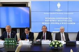 Ba Lan là bạn hàng lớn nhất của Việt Nam tại Trung Đông Âu