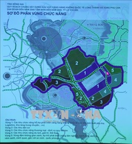 Năm 2019, Đồng Nai sẽ bàn giao mặt bằng giai đoạn 1 dự án sân bay Long Thành