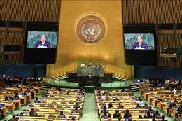 Thủ tướng Nguyễn Xuân Phúc: Việt Nam luôn nhất quán đề cao Hiến chương Liêp hợp quốc