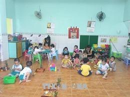 TP Hồ Chí Minh kiểm tra đột xuất công tác vệ sinh, phòng chống dịch bệnh một số cơ sở mầm non