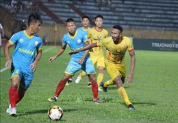 CLB bóng đá Nam Định đối mặt nguy cơ xuống hạng sau thất bại trên sân nhà
