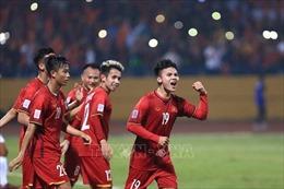 Vượt qua Myanmar, đội tuyển Malaysia cùng đội tuyển Việt Nam vào bán kết