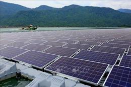 Tài trợ lắp đặt dàn pin điện mặt trời nổi quy mô lớn đầu tiên tại Việt Nam