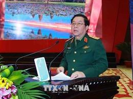 Học viện Chính trị Bộ Quốc phòng khai giảng năm học 2018 - 2019