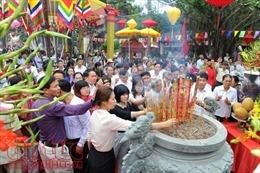 Lễ hội Côn Sơn - Kiếp Bạc 2018 diễn ra ngày 16 Âm lịch, thay vì ngày 17 Âm lịch