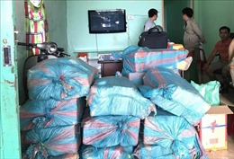 Bắt giữ gần nửa tấn pháo lậu tại Gia Lai