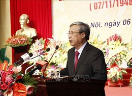 Lễ kỷ niệm 70 năm Ngày truyền thống Đảng bộ Khối các cơ quan Trung ương