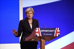 Thủ tướng Anh tìm kiếm sự ủng hộ của Nội các trước thềm Hội nghị thượng đỉnh EU