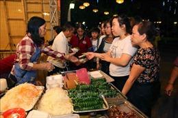 Gần 7 vạn lượt khách tham quan Lễ hội văn hóa ẩm thực Hà Nội 2018