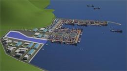 Đà Nẵng đề nghị bố trí 500 tỷ đồng vốn cho dự án cảng Liên Chiểu