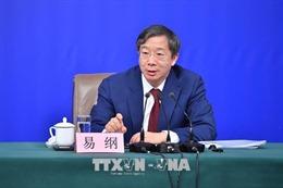 Trung Quốc kêu gọi 'giải pháp xây dựng' cho cuộc chiến thương mại với Mỹ