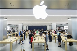 Apple 6 năm liên tiếp là thương hiệu đắt giá nhất thế giới