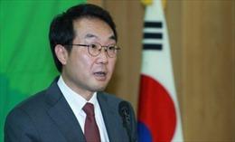 Hàn Quốc, EU nhất trí hợp tác chặt chẽ trong vấn đề Bán đảo Triều Tiên