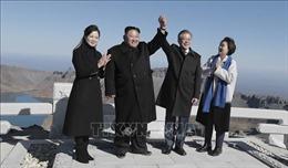 Tổng thống Moon Jae-in sẽ đưa ông Kim Jong-un lên ngọn núi cao nhất của Hàn Quốc
