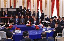 Việt Nam đóng góp quan trọng vào hợp tác đa phương, thắt chặt quan hệ với Nhật Bản