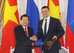 Việt Nam và Nga đẩy mạnh hợp tác kinh tế - thương mại và khoa học - kỹ thuật