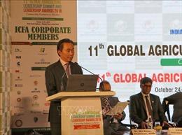 Việt Nam tham dự Hội nghị Lãnh đạo nông nghiệp toàn cầu tại Ấn Độ