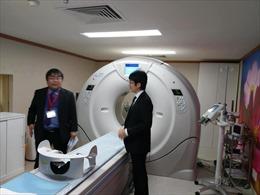 Đưa vào hoạt động Trung tâm kiểm tra sức khỏe Chợ Rẫy Việt - Nhật