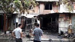 Tìm thấy thi thể nạn nhân trong vụ cháy tại khu đô thị Trung Văn