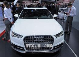 Audi AG chấp thuận nộp phạt 800 triệu euro do gian lận khí thải